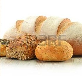 """Different kinds of loaves as the featured image of """"mega sandwich loaves""""."""